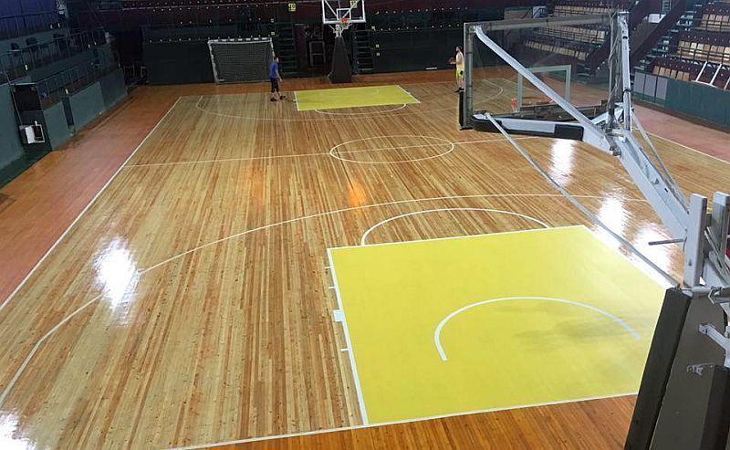 Група Венето безкоштовно надає Палац спорту на потреби медиків