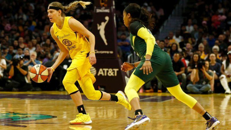 У жіночій НБА виявили перший випадок зараження коронавірусом
