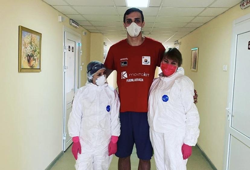 В'ячеслав Бобров — про боротьбу з коронавірусом та впевнену перемогу над хворобою. Частина 1