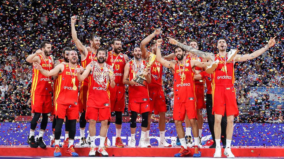 Іспанія – найуспішніша баскетбольна країна світу десятиліття