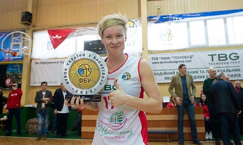 Вікторія Шматова: усі останні нагороди далися мені потом і кров'ю