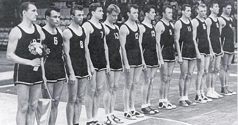 Баскетбол України: період змужніння