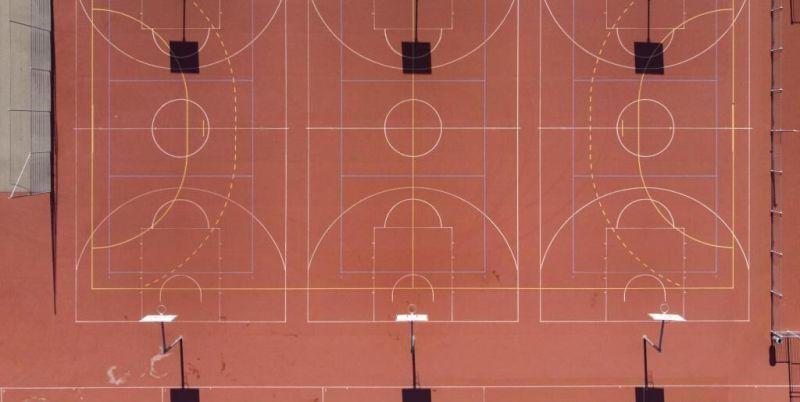 Як коронавірус спустошив баскетбольні майданчики: фотогалерея