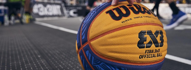 ФІБА заморозила рейтинг з баскетболу 3х3
