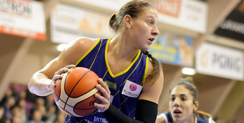 Віктор Лапенья: Ягупова – одна з найкращих баскетболісток світу