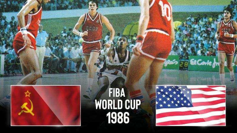 Повернення в еліту: відео драматичного фіналу ЧС-1986 США – СРСР
