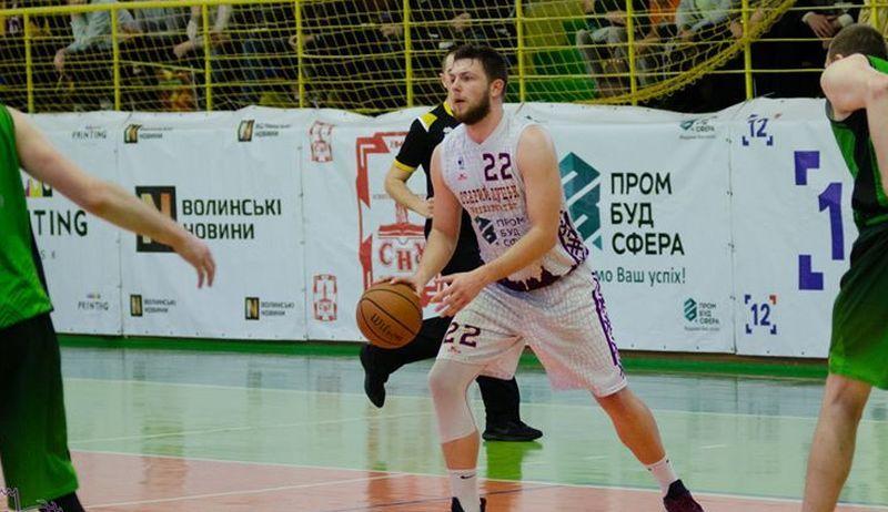 Максим Дейна: Старий Луцьк міг боротися за золоті медалі