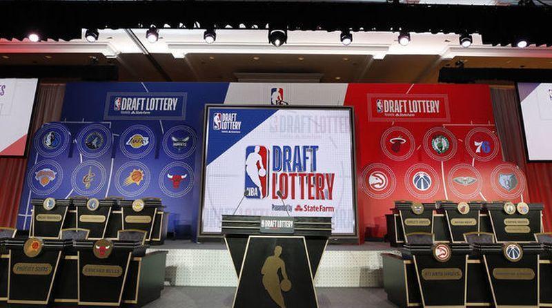 НБА перенесла лотерею драфту-2020 та комбайн