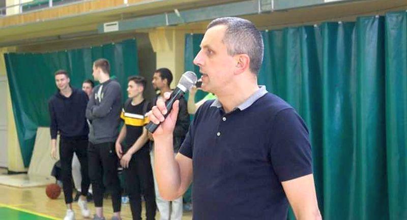 Степан Матула: усі витоки дитячого баскетболу починаються зі школи