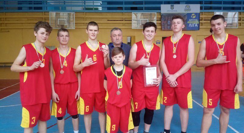 Володимир Чепель: коронавірус завадив виграти чемпіонат області з баскетболу 3х3