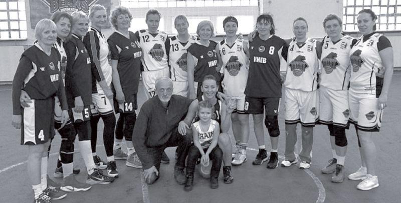 Баскетбол України: Закарпаття та Запоріжжя