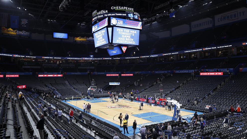 Наступний сезон НБА може відбутися без глядачів
