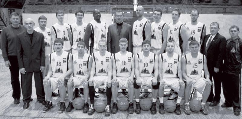 Баскетбол України: Івано-Франківськ і Крим