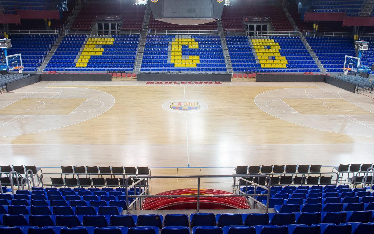 Барселона Пустового готова прийняти матчі чемпіонату Іспанії після його поновлення