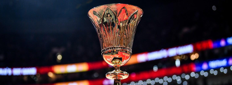 ФІБА назвала терміни чемпіонату світу 2023 року