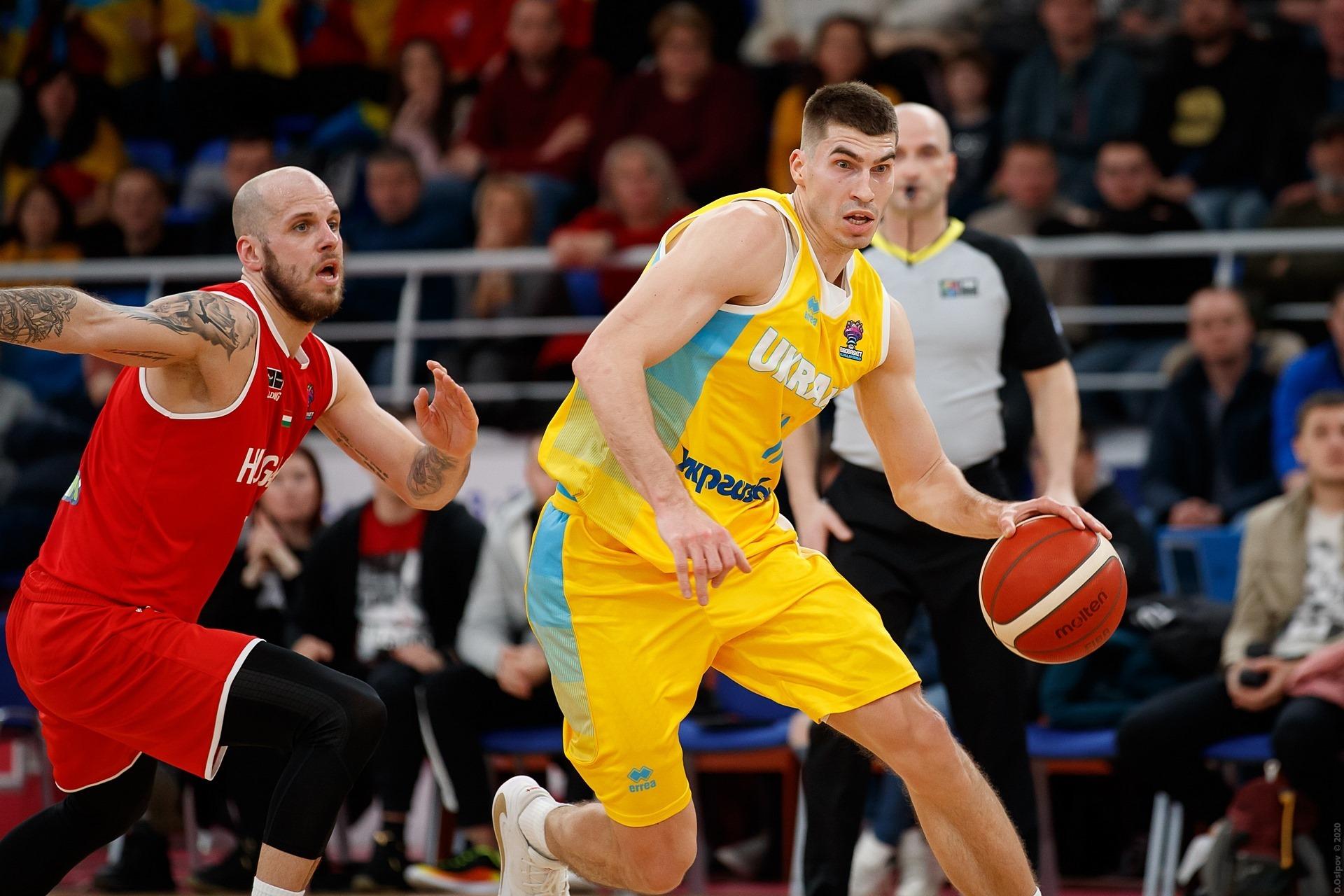 Наступні матчі національної збірної України у відборі на Євробаскет може бути перенесено