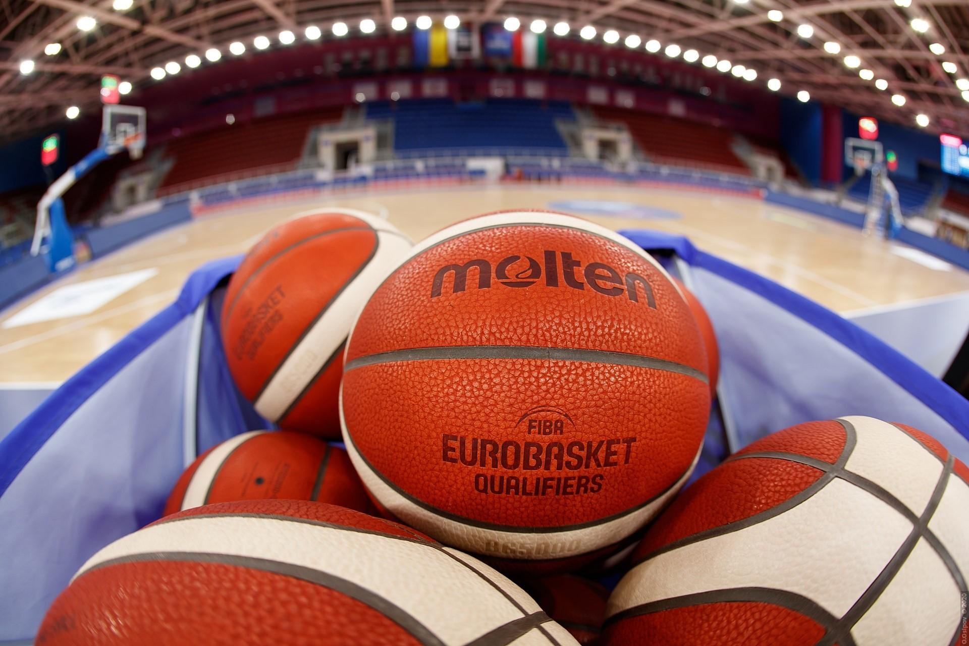 FIBA не відмовилась від запланованих дат проведення наступних матчів відбору на Євробаскет-2022