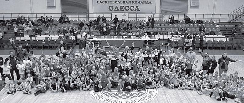 Баскетбол України: Миколаїв та Одеса