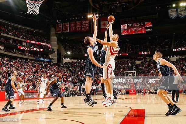 Кирило Фесенко: найпам'ятніша гра в НБА — в Х'юстоні проти Яо Міня