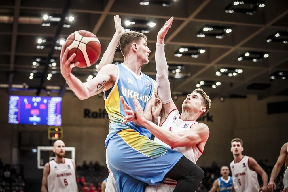 Перемога в Австрії та прикра поразка у Запоріжжі: як збірна України стартувала у відборі на Євробаскет