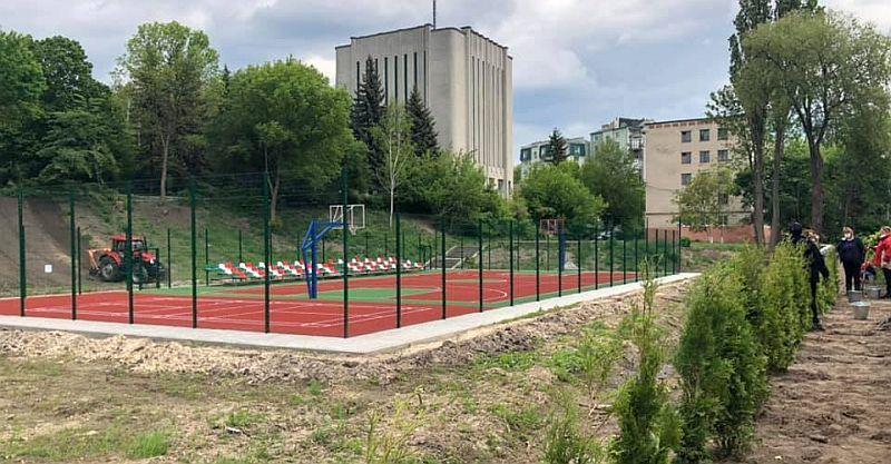 У Луцьку відкриють новий вуличний майданчик