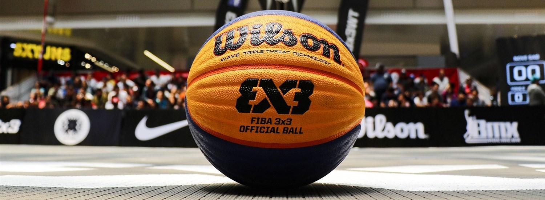 ФІБА оновила календар змагань з баскетболу 3х3