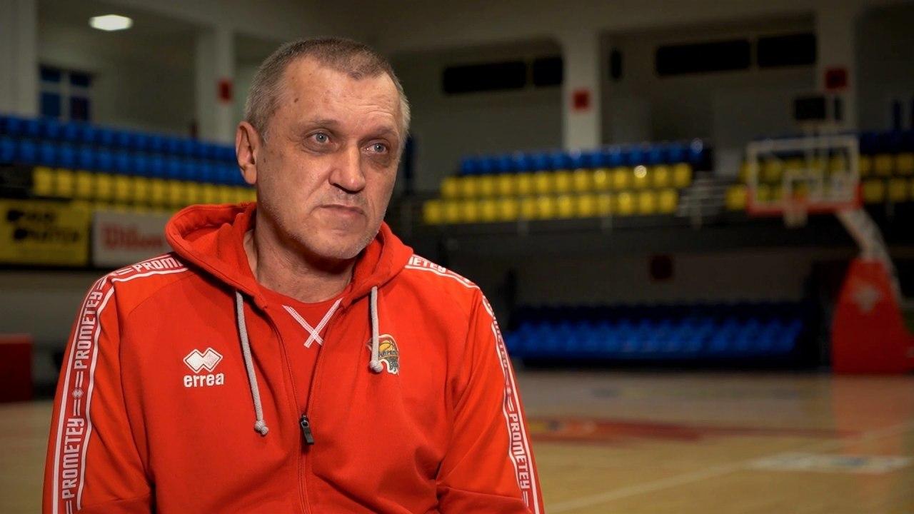 Кирило Большаков: готуємося до того, щоб Прометей був реальним претендентом на високе місце у чемпіонаті