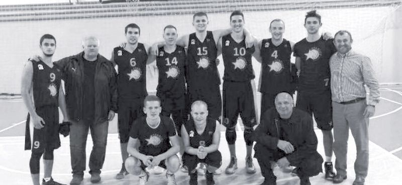 Баскетбол України: Чернівці та Чернігів