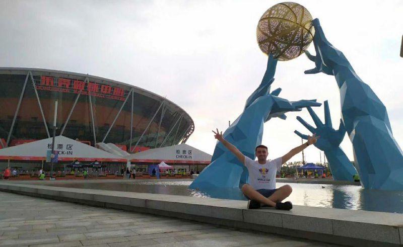 Олександр Хоменко: юні українські баскетболісти більш цілеспрямовані в порівнянні з китайськими