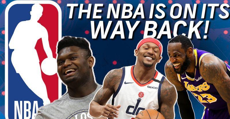 НБА повертається: клуби узгодили план завершення сезону