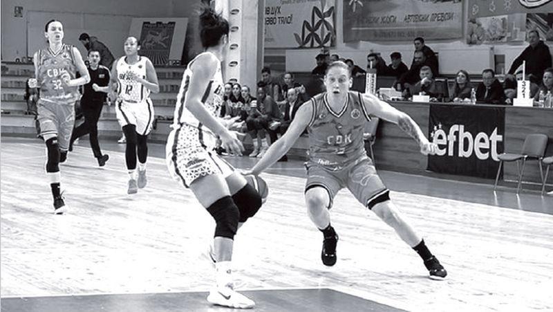 Баскетбол України: глобалізація