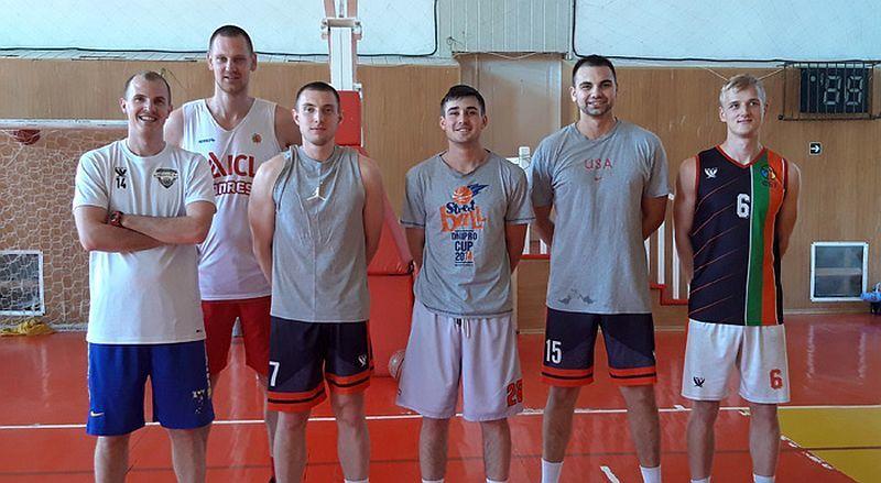 Ігор Зайцев разом з командою Вищої ліги розпочав підготовку до нового сезону
