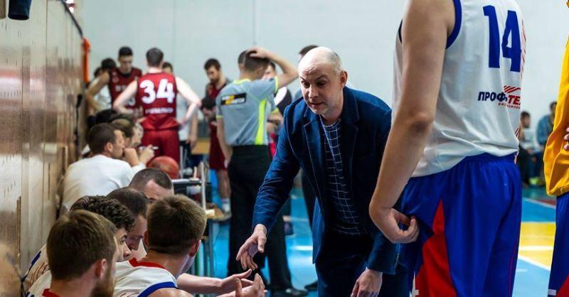 Денис Апарін: БК Житомир прагне продовжити виступи в Вищій лізі