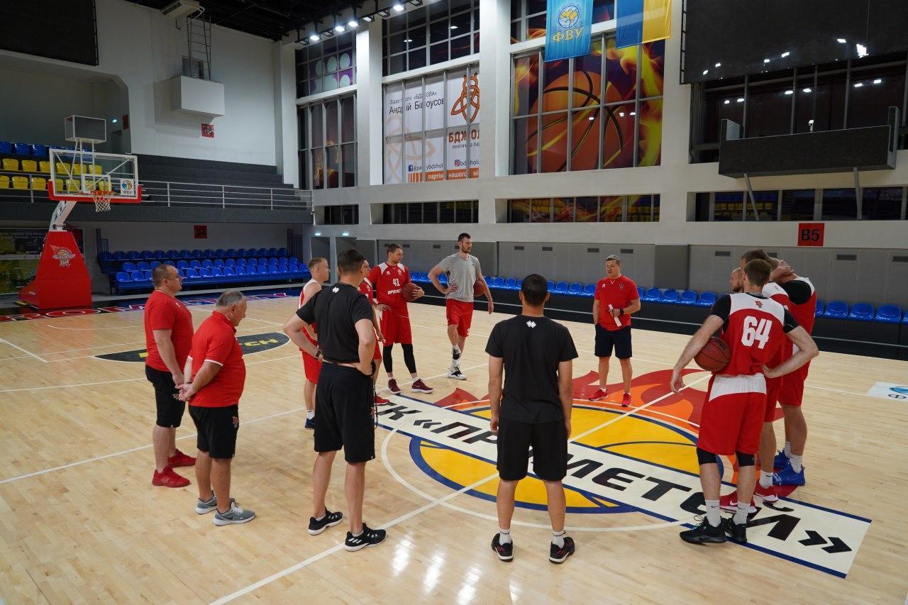 Чоловіча та жіноча команди Пометея зіграють в єврокубках