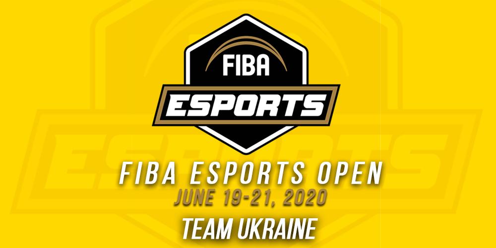Збірна України зіграла матчі другого дня на FIBA Esports Open