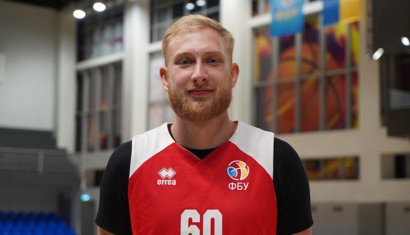Сергій Приймак: приємно стати частиною гранду українського баскетболу