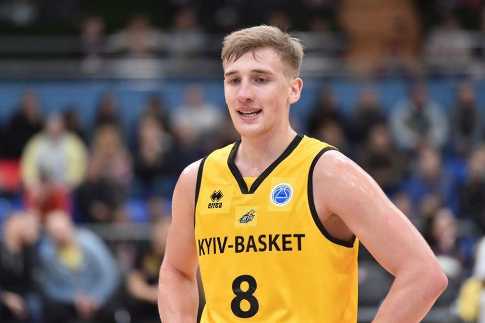 Юрій Кондраков підписав новий контракт із Київ-Баскетом