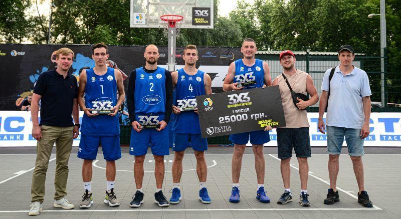 У Києві відбувся перший тур чемпіонату України з баскетболу 3х3: фотогалерея фінальних матчів