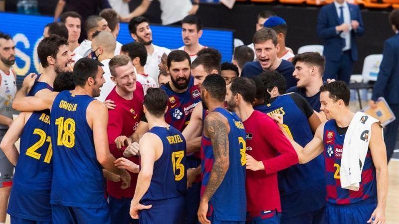 Барселона Пустового зіграє в фіналі чемпіонату Іспанії