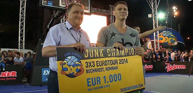 Перемога Дмитра Кривенка у данковому божевіллі 2014 року: відео найкращих моментів