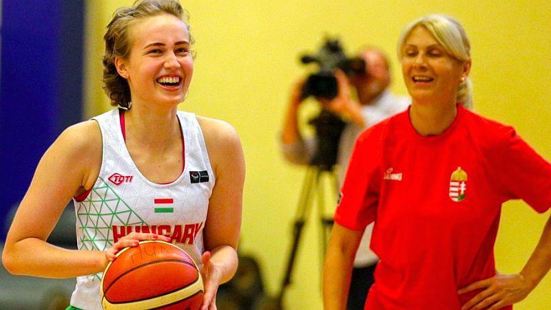 Молода угорська зірка повернулася в баскетбол після боротьби з важкою недугою