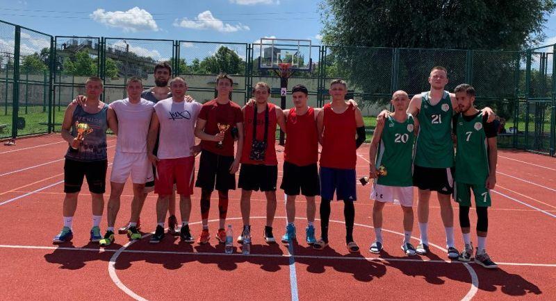 У Хмельницькому відбувся чемпіонат області з баскетболу 3х3