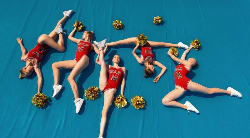Red Foxes – найтитулованіша українська команда з чирлідингу