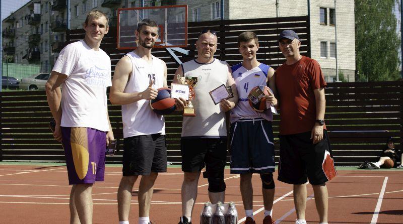 Відбувся Кубок Луцька з баскетболу 3х3