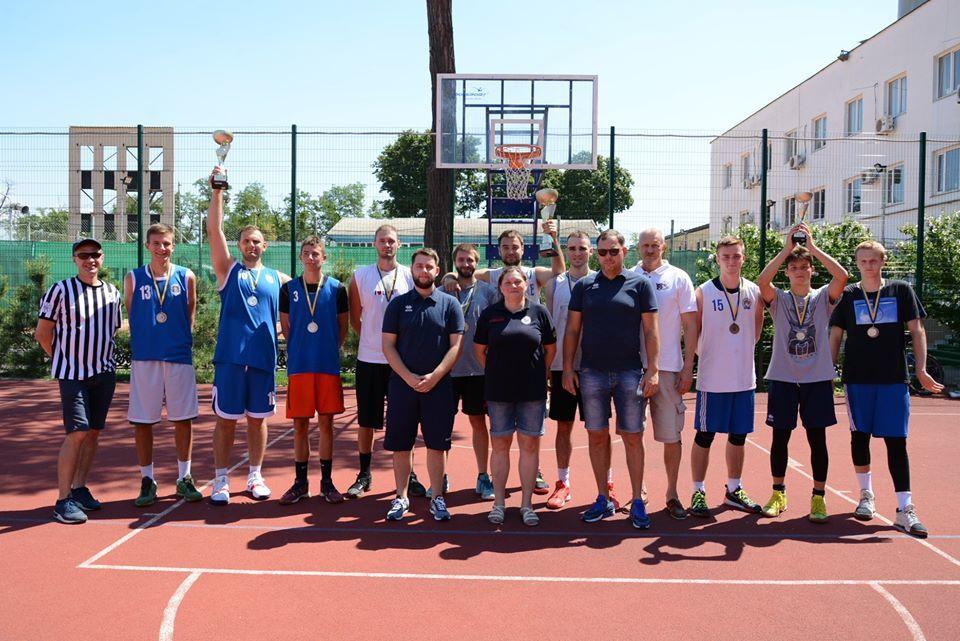 У Одесі відбувся етап другого туру чемпіонату України з баскетболу 3х3