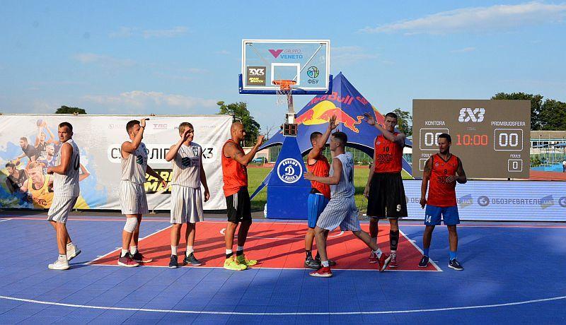 У Одесі відбувся 2 тур чемпіонату України з баскетболу 3х3: фотогалерея