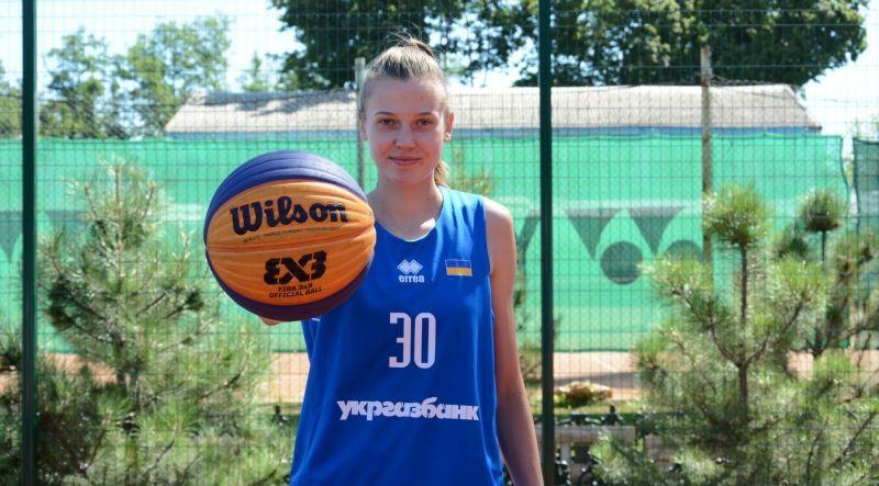 Вероніка Любінець: вважаю збірну України одним з фаворитів чемпіонату Європи 3х3