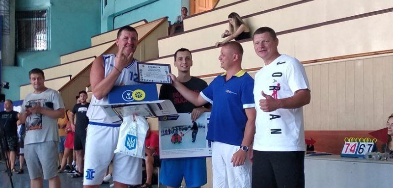 Ветерани Азовмашу – переможці сезону МАБЛ