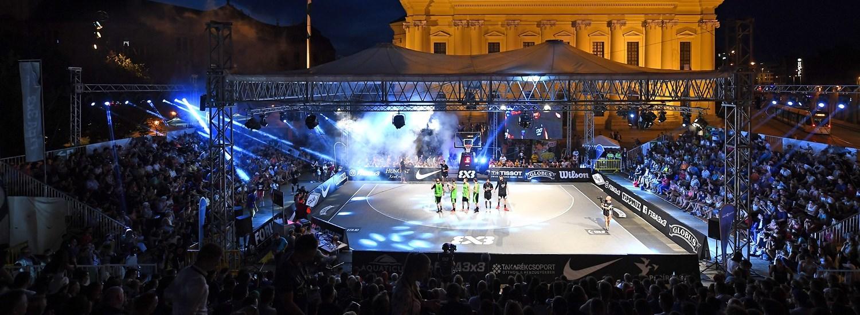 ФІБА оновила календар світового туру 3х3