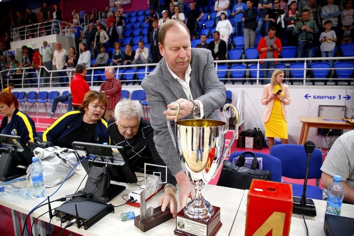 Валерій Елькінсон: у серпні почнеться підготовка, а у вересні БК Запоріжжя зіграє три передсезонних турніри